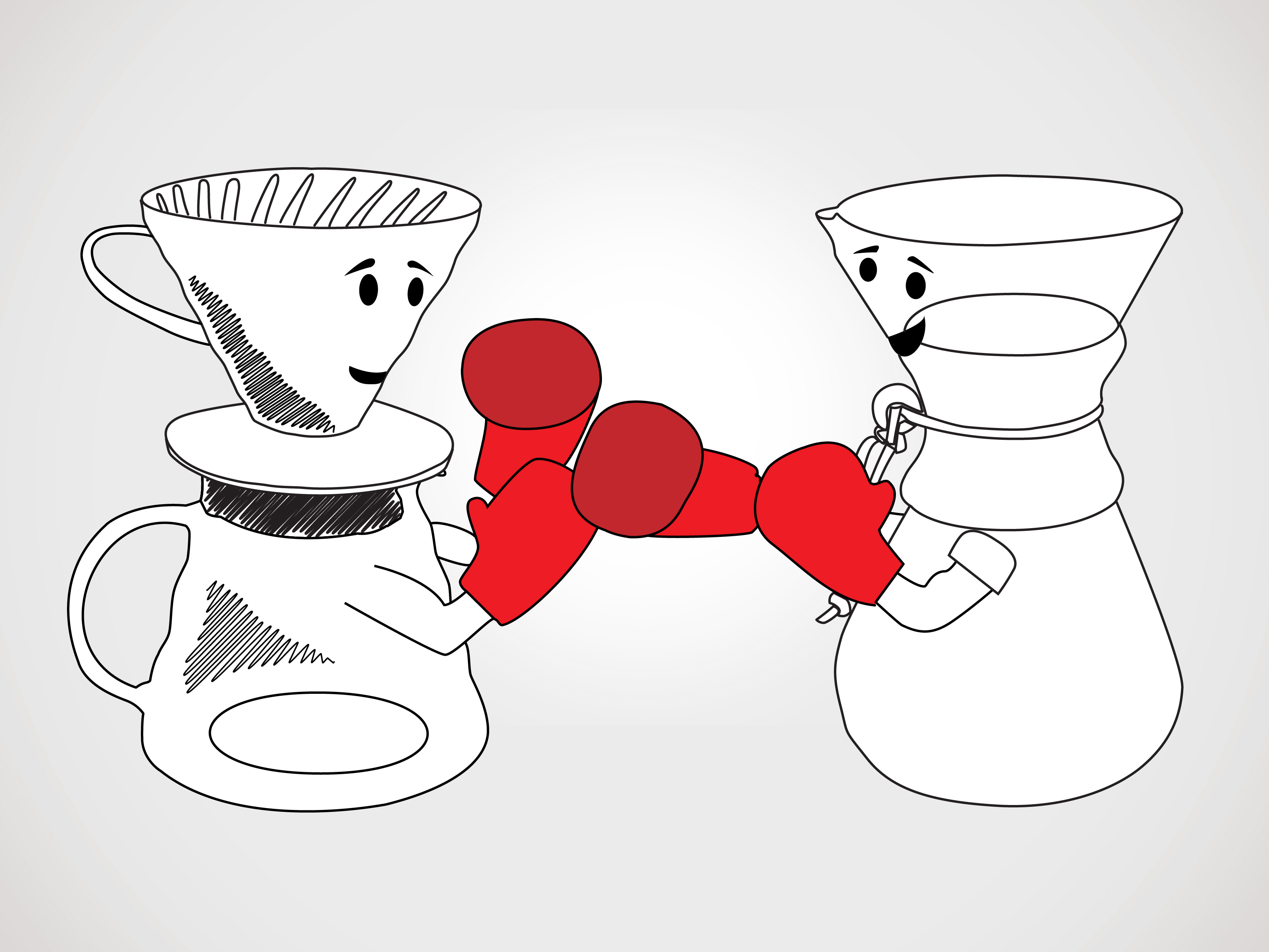 Hario vs. Chemex