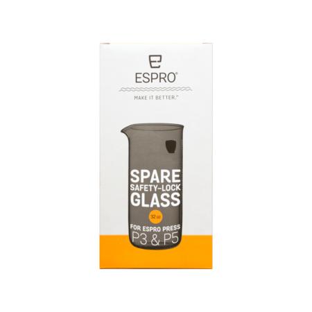 Spare Safety-Lock Glass für Espro Press P3 & P5