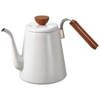 Hario Bona Coffee Drip Kettle BDK-80-W